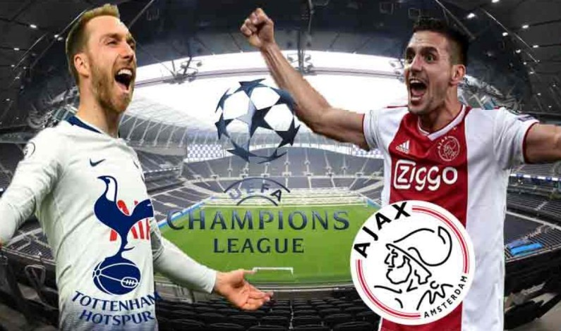 Ajax and Tottenham face off in tricky Champions League tie