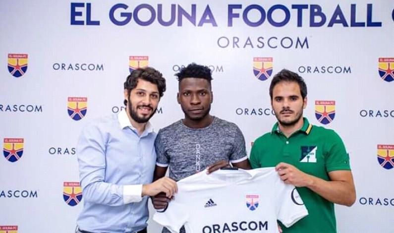 Allan Kyambadde unveiled as Egyptian El Gouna Sports Club player