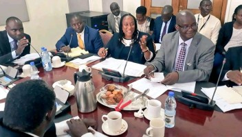Bahati chairs ministerial consultations on draft National Development Plan 2020/21-2024/25