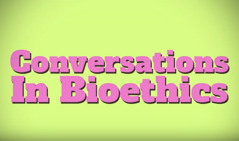 Understanding 'Ethics' towards 'Bioethics'