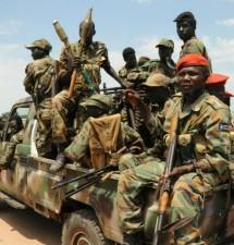 Top Rebel Commander, Major General Sebit Koang Gai Arrested In Khartoum,Sudan