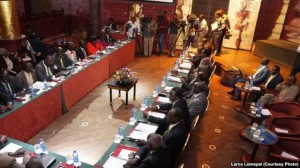 South Sudan Peace talks in Addis Ababa, the Ethiopian Capital