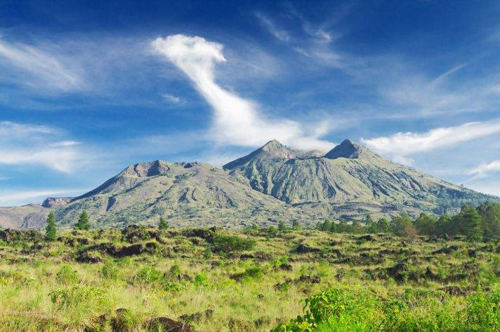 Kintamani and Mount Batur