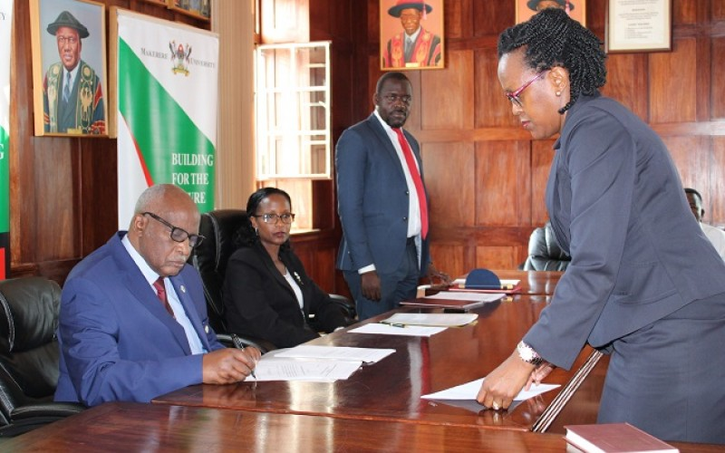 Justice John Patrick Mashongo Tabaro