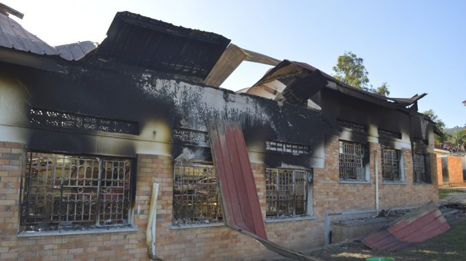 School-fires